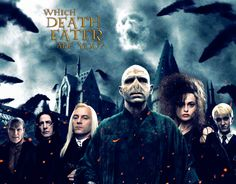 Harry Potter Quiz - Which Death Eater Are You?