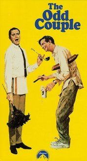 The Odd Couple (1968) Poster