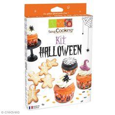 Compra nuestros productos a precios mini Kit cocina creativa - Halloween - Entrega rápida, gratuita a partir de 89 € ! Pasteles Halloween, Moldes Halloween, Made In France, Scrap, Cooking, Fun, Manualidades, Halloween Diy, White Decor