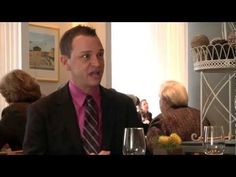 Scott Barnes of Stephen STARR Events tells us what he wishes more people knew about in Philadelphia - right from Starr's own Granite Hill restaurant at the Philadelphia Museum of Art,