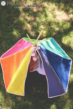 Ravelry: Toddler Teepee pattern by Susan Carlson