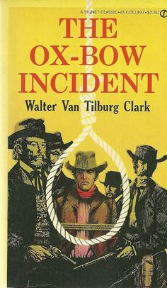 Author: Walter Van Tilburg Clark Publisher: Signet CE1497 Year: 1960 Print: 1 Cover Price: $2.50 Condition: Very good plus. Light wear Genre: Fiction Pages: 224 Cover art by 110116033E