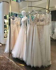 We are proud to say that @coronation.lace.bridal now carries the Liz Martinez line exclusively in Taiwan 🇹🇼 . So if you are seeking to wear a dreamy Liz Martinez gown on your special day, book your appointment now: corornation.lace.tc@gmail.com . . #bridetobe #bridal #weddings #realbride #LizMartinez #bridalsalon #bridalstore #nybfw #nybfw2018 #ootdstore