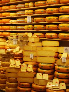 Dutch cheese !!! This is what I desperately miss in Ibiza.