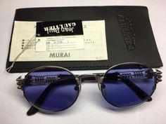 Jean Paul Gaultier 56-6106 vintage sunglasses | eBay