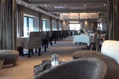 Ciel Bleu Restaurant, Hotel Okura Amsterdam.