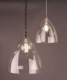 LEDBURY GLASS PENDANT LIGHT from £80.00 - £420.00