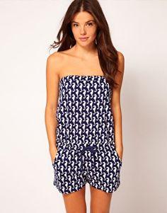 b808946a5235 41 besten Jumpsuit Bilder auf Pinterest   Short jumpsuit, Clothing ...