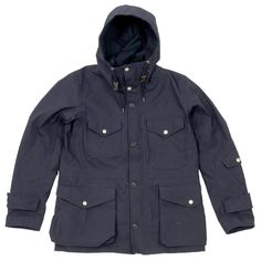 Nanamica - Cruiser Jacket (Marine Navy) - GORE-TEX® products