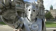 monsters dr who | BBC News - Doctor Who monsters invade Belfast