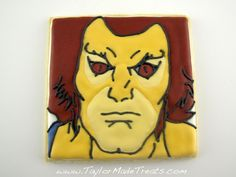 ThunderCats Lion-C decorated cookie