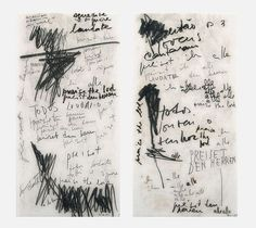 Mira Schendel her work and dialogues | typetoken®