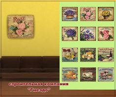 Sims 3 by Mulena: Pictures Vintage • Sims 4 Downloads