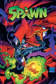 SPAWN.COM >> COMICS >> SPAWN >> MONTHLY SERIES >> ISSUE 1
