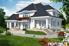 Bungalow Style House, Bungalow Homes, Cottage Style Homes, Model House Plan, Dream House Plans, Modern Bungalow Exterior, Three Bedroom House Plan, Home Building Design, House Front Design
