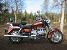 My Honda Valkyrie Cruiser Motorcycle, Motorcycle Art, Honda Motorcycles, Cars And Motorcycles, Honda Valkyrie, Honda Shadow, Vintage Bikes, Scrambler, Custom Bikes