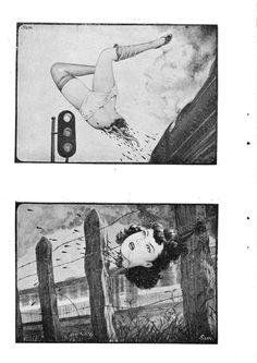 """Rekisatsu"" - April 1954 issue of Kitan Club"