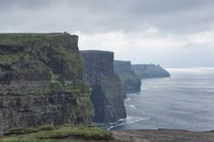 Cliffs Of Mohr - The World Beneath My Feet