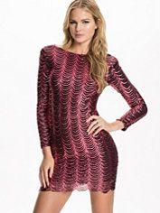 Club L - Women - Online - Nelly.com Uk Club Dresses, Shoulder Pads, Fashion Outfits, Womens Fashion, Sequin Dress, Autumn Winter Fashion, Fashion Online, Sequins, Lingerie