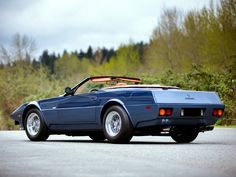 1972 Ferrari 365 GTS/4 NART Spyder