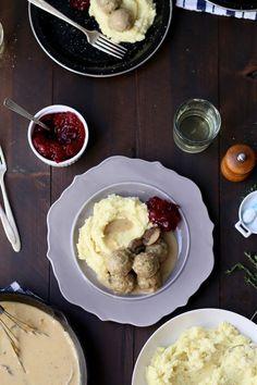 Vegetarian Swedish Meatballs   Joy the Baker