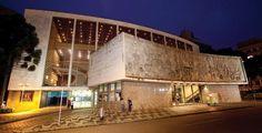 Teatro Guaira - Curitiba – Minha cidade pelo meu ponto de vista