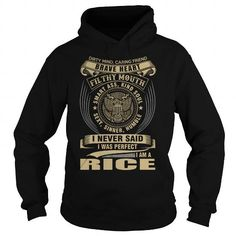 RICE T-Shirts, Hoodies (39.99$ ==► Order Here!)