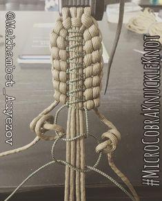 Paracord Weaves, Paracord Braids, Paracord Knots, Paracord Keychain, Rope Knots, Paracord Bracelets, Paracord Tutorial, Macrame Tutorial, Bracelet Tutorial