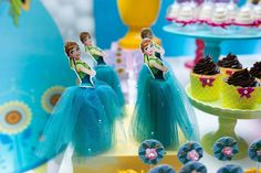 Frozen Fever Party, Disney, Kids Part, Fiestas