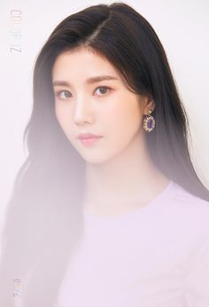 KWON EUNBI - another Produce 48 trainees, who I think is scheduled for a big future in K Pop World (which isn't a Walt Disney like tourist / amusement park! Kpop Girl Groups, Kpop Girls, Mini Albums, Yuri, Eyes On Me, Japanese Girl Group, Woollim Entertainment, Kim Min, Soyeon