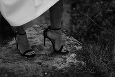 White dress: Mango, Heels: Yves Saint-Laurent …text under construction. Art Director, Yves Saint Laurent, White Dress, Stylists, Sandals, Heels, Photography, Dresses, Style