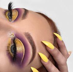 creative makeup looks eye art / creative makeup looks eye art + creative makeup looks eye art easy + creative makeup looks eye art make up + creative makeup looks eye art beauty + creative makeup looks eye art halloween Makeup Eye Looks, Creative Makeup Looks, Cute Makeup, Glam Makeup, Pretty Makeup, Makeup Inspo, Eyeshadow Makeup, Makeup Art, Makeup Inspiration