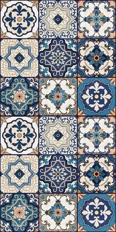 Hottest Photo Ceramics Tile morrocan Popular The installation of porcelain tile might be tricky. Successful tiling tasks are a principal reaction Islamic Art Pattern, Pattern Art, Pattern Designs, Arabic Pattern, Moroccan Decor, Moroccan Interiors, Moroccan Bedroom, Moroccan Stencil, Moroccan Style