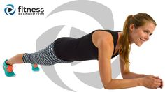 These exercises are great for burning fat & toning up, but they're also incredible for increasing balance, coordination and control over your own body. Calor...