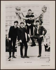 The Beatles Dezo Hoffman Original Photograph