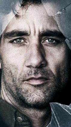 Clive Owen - this guy can do things while shooting a gun I have never seen those eyes and that voice