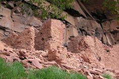 Honanki - historic ruins site. Might best be explored via jeep tour. Similar to Palatki but no petroglyphs