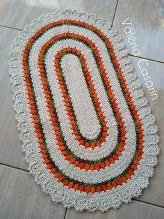 Ready to ship Crochet doily-Oval doilies-сoral crochet doily—Home decor—crochet doilies - Mother's Day - Handmade - Handmade tablecloth Crochet Table Mat, Crochet Placemats, Crochet Doilies, Soft Furnishings, Handicraft, Crochet Patterns, Handmade, Macrame, Ship