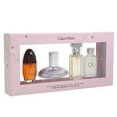 Calvin Klein Variety Calvin Klein 4 pc Gift Set For Women by Calvin Klein. $40.33