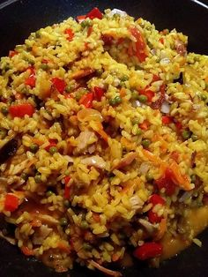 How To Help Keep Family Members Recipes - My Website Kitchen Recipes, Food Items, Fried Rice, Bacon, Food And Drink, Chinese, Nutrition, Cooking, Healthy