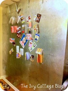 Aluminum Foil Wall Treatement :: Hometalk