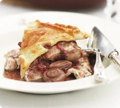 Chicken & Mushroom Pie is a family favorite, great any time of year. www.annabel-langbein.com