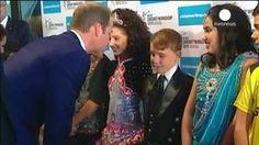 Los duques de Cambridge y el bebé Jorge, en Australia