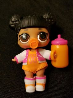L.O.L. Surprise doll LOL Little Outrageous Littles. HOOPS MVP #MGAEntertainment #DollswithClothingAccessories