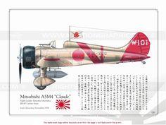 MPERIAL JAPANESE NAVY (AVIATION) . 大日本帝國海軍 / Mitsubishi A5M4 Claude // light Leader Tamotsu Yokoyama.   IJNAF Carrier Soryu. East China Sea, November 1938