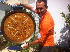 Test d'une Paella aux fruits de mer réussie I Want To Eat, Hummus, Spanish, Food And Drink, Ethnic Recipes, Rice, Cooking, Seafood Paella, Dish