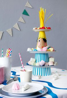 WLKMNDYS // We Like Mondays // Happy Monday DIY // Piratin der Karibik #partydecor #kidsparty #kindergeburtstag