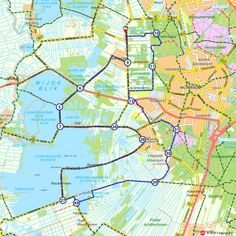 Fietsroute: Ankeveen, Nieuw Loosdrecht en Hilversum (http://www.route.nl/fietsroutes/124906/Ankeveen-Nieuw-Loosdrecht-en-Hilversum/)
