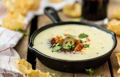 White Queso Dip Recipe - Food.com