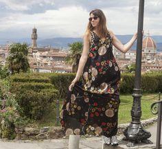 Julia Lundin from @julialundinblog with #ShineBabyShine #Firenze #Pitti #MyPINKOExperience #PINKO